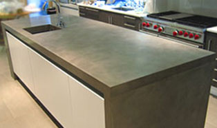 Concrete Work Tops